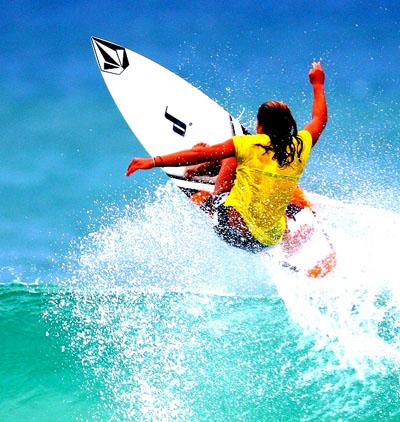 Force, Inertia, & Newton, surf