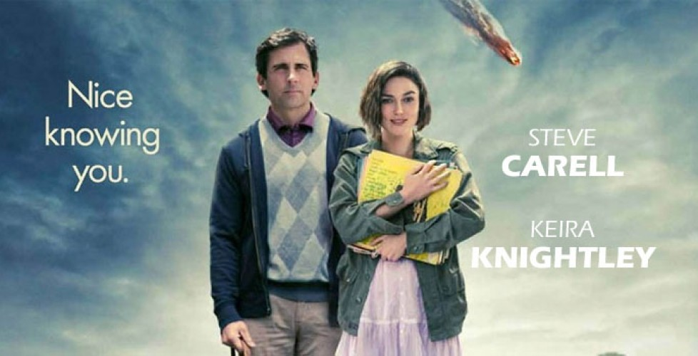 End of Daze - Steve Carell, Keira Knightley