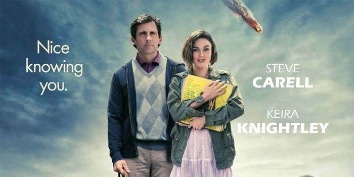 End of Daze - Steve Carell, Keira Knightley
