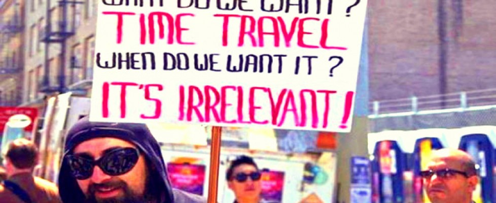 Physics vs Time Travel - Wonderfest