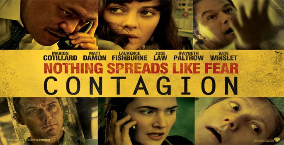 Don't Lick That Doorknob: Contagion - Siegel