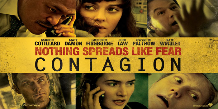 Don't Lick That Doorknob: Contagion - Siegel