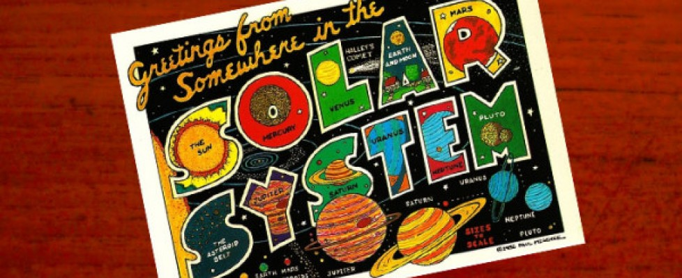 The Top Tourist Sights of the Solar System