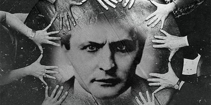 The Official Houdini Séance
