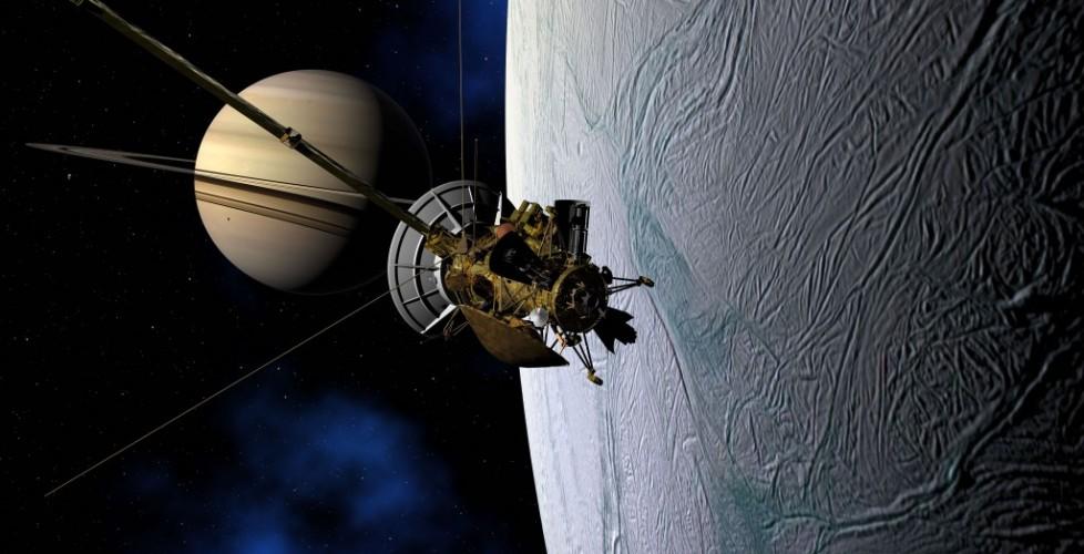 Cassini-Enceladus