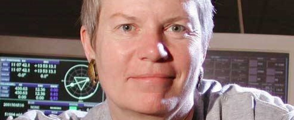Jill Tarter- 2005 Carl Sagan Prize Recipient