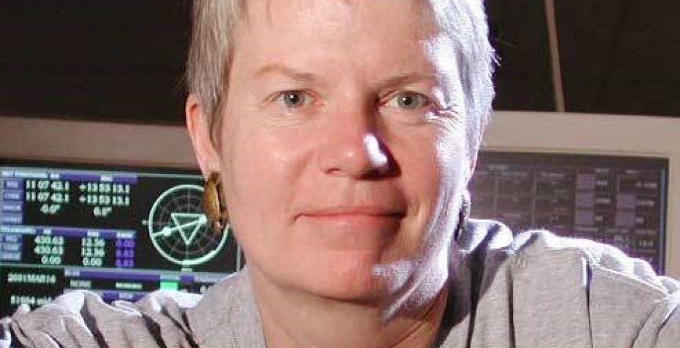 Jill Tarter- 2005 Carl Sagan Prize Recipient