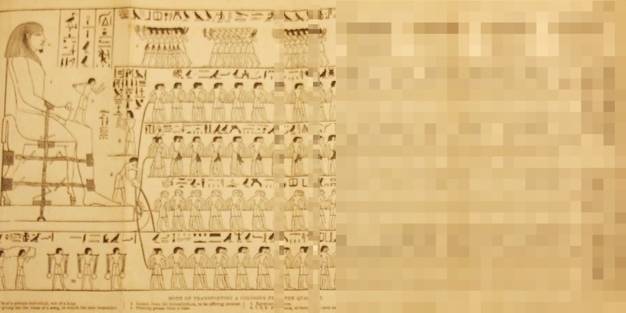EgyptianScroll-pixelled