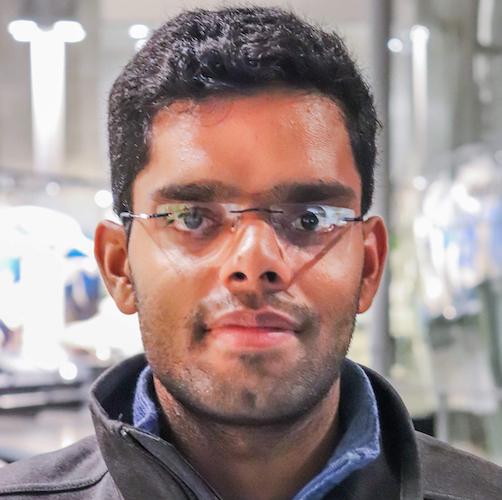 Kishore Patra
